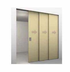 Telescopic Sliding Doors
