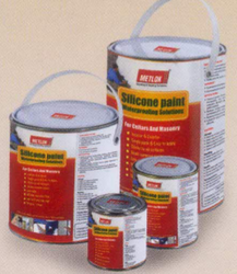 Waterproofing Silicone Paint
