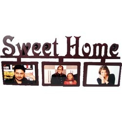 Rectangle Wooden Sweet Home Frame Rs 300 Piece Digital Solution