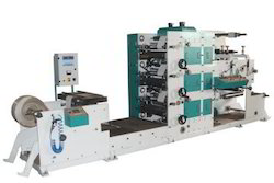 RK-F / 520/3 Colour Colour Two Rotary Die Cutting Unit