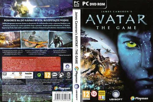 <span>Poradna <b class=sec>Avatar</b>: <b class=sec>The Game</b> - Heureka.cz</span>