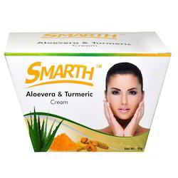 Smarth Aloevera & Turmeric Cream 50 Gm