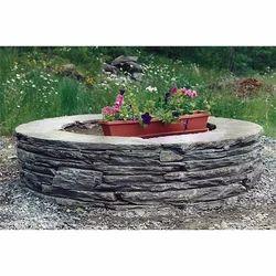 Brick Stone Planters