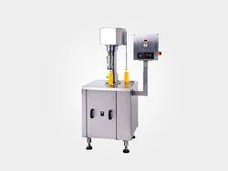 Semi Automatic ROPP Plastic Capping Machine