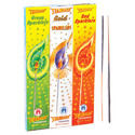 Tri Color Sparklers