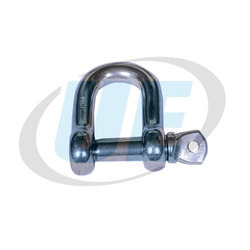 SS D Shackle, For Construction