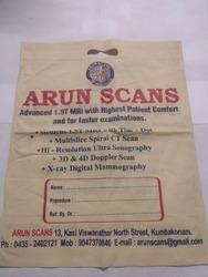 D Cut Bag - Arun Scans