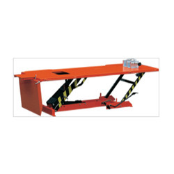 ZED MC500-Series Hydraulic Motorcycle Lift