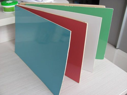 Colored Pvc Ply At Rs 115 Square Feet Polyvinyl