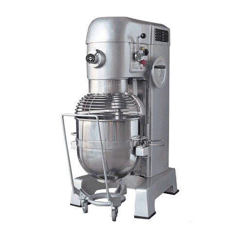 Stainless Steel Commercial Planetary Mixer Machine, 1kw