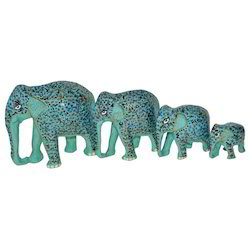 Paper Machi Elephant Set
