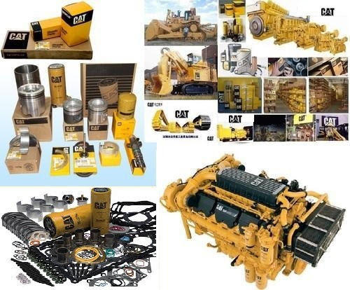 Caterpillar Generator Spare Parts List