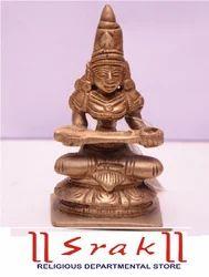 Brass Annapurna Statues