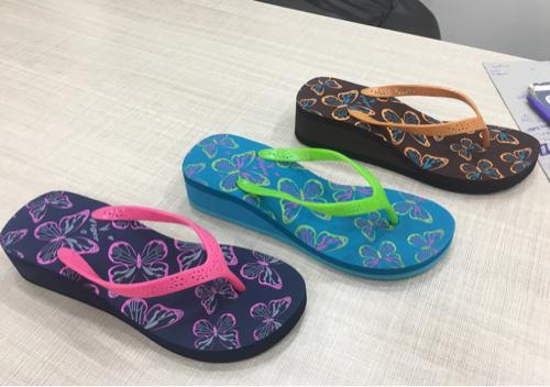 Ladies Heel Slippers, Size: 4 - 7