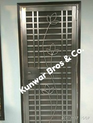 Stainless Steel Safety Doors