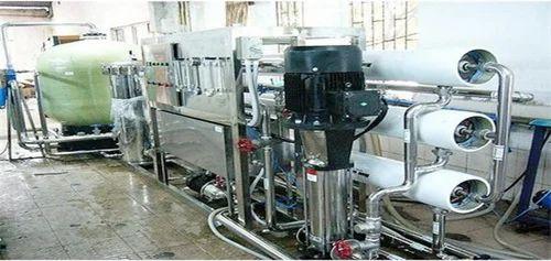 Water Treatment Plant 9000l/hr