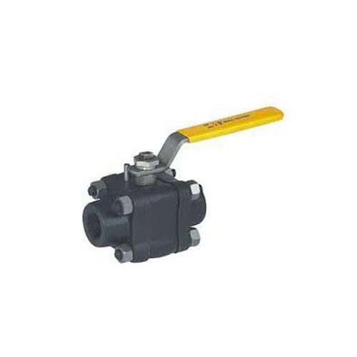 Forged Steel Ball Valve ASTM A105 Screwed / Socket Weld, Size ...