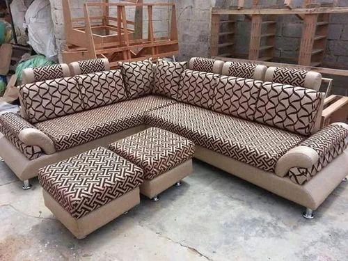 L Shape Designer Sofa Wssw4