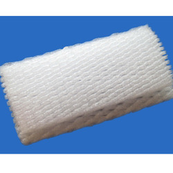White EPE Foam Sleeve