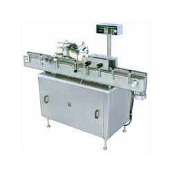 Sticker Labeling Machines