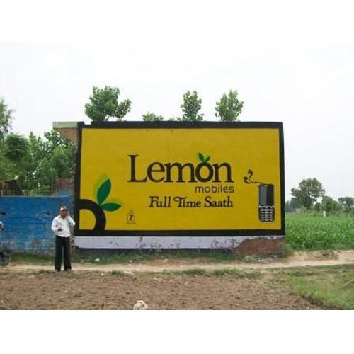 Advertising Hoarding Painting Service