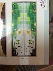 New Decorative Door Paper Print