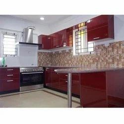 Modular Kitchen Interior in Vadodara