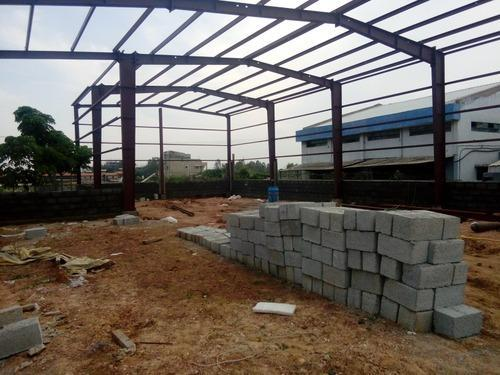 Peb Shed Contractor, Application/Usage: Commercial