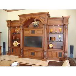 Wooden Wall Units wooden wall unit at rs 15000 /piece | kharadi | pune | id: 11513410330