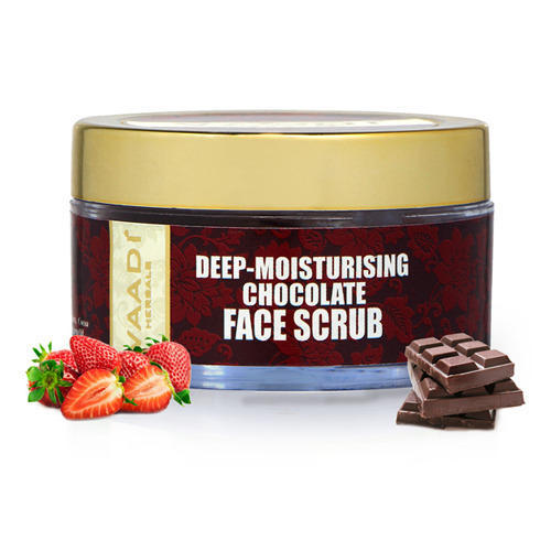 Deep-Moisturising Chocolate Face Scrub