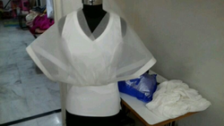Girls Cape Top