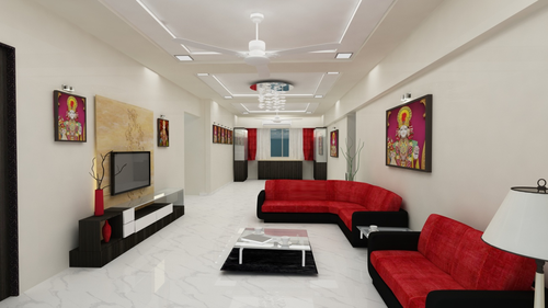Residential Interior Design Services in Mira Road Mumbai National
