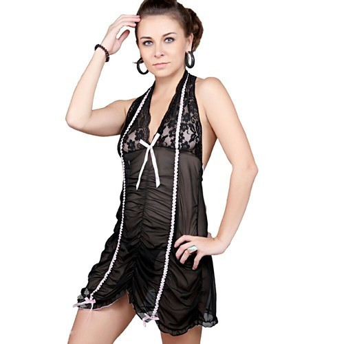 Transparent Nighty Frock Nightwear 501 at Rs 472  piece  31849e169