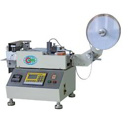Automatic Label Cut and Seal Machine