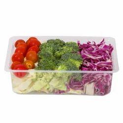 Plastic Fruit & Vegetable Crates 300,500,1000 ml