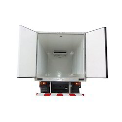 Milk Van Container Body