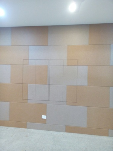 Coloured Acoustic Panel