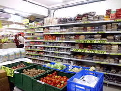 Supermarket Racks for Retail Stores