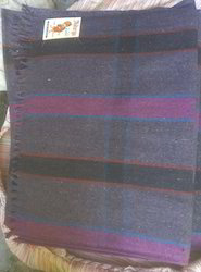 Multicolor Woolen Rug, Size: 60x90 Inch