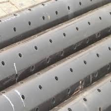 Perforated Pvc Pipes Perforated Polyvinyl Chloride Pipes