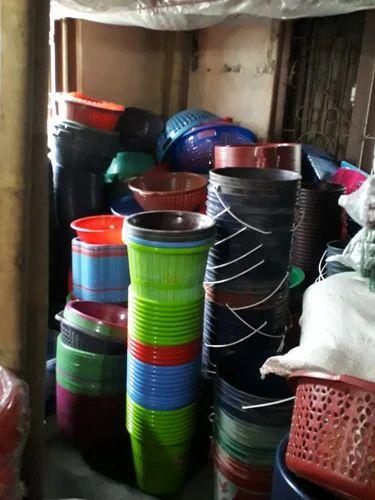 All Kinds Of Plastic Households Available - Bhai Bhai Enterprise