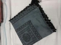 Shemagh Cotton Scarf