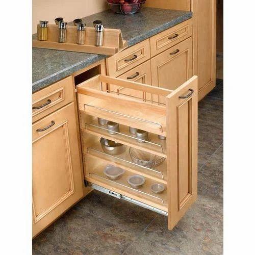 Wooden Kitchen Drawer