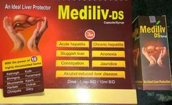 Mediliv-DS Liver Care Capsules