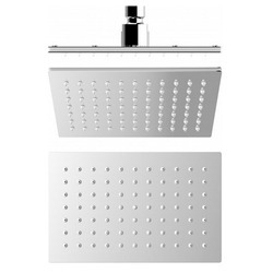 Imperial Rectangle Rain Shower - 150