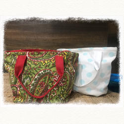 kaatyaart Canvas Lunch Bag
