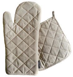 Oven Mitt & Potholder set