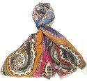 Wool Digital Printed Scarves