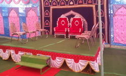 Wedding Party Tent Decoration
