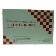 Sll  Somastin 3000 Injection